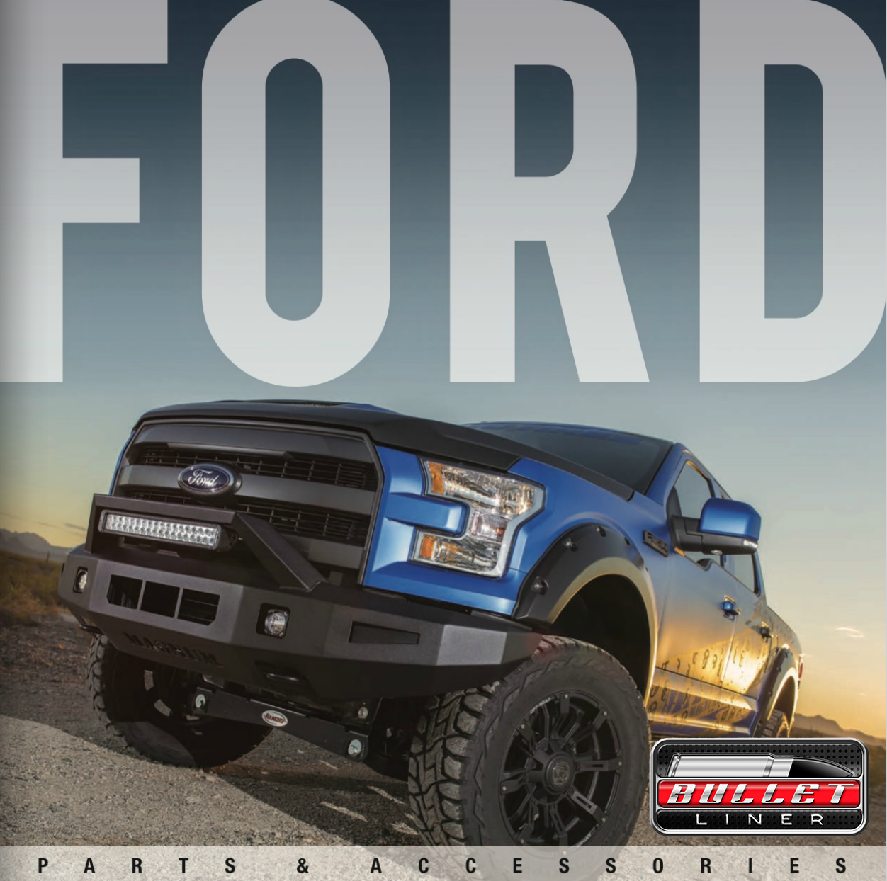 Ford Interactive Catalog